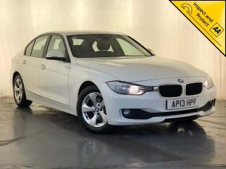 BMW 3 Series 2.0 320d EfficientDynamics s/s 4dr CRUISE CONTROL, SVC HISTORY 2013, 128570 miles, £6000