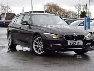BMW 3 Series Diesel Touring 318d Luxury 5dr Step Auto Estate 2013, 38717 miles, £13400