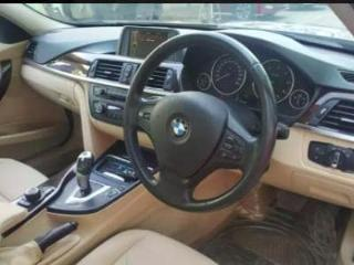 bmw 3 series 2013 320D PRESTIGE