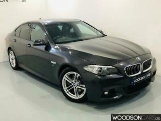 2013 BMW 520d M Sport Diesel Automatic Saloon with Pro Nav/1 Previous Owner