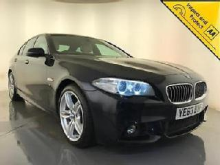 2013 BMW 535D M SPORT AUTOMATIC DIESEL SALOON HEATED SEATS SERVICE HISTORY
