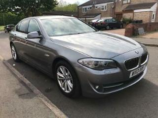 2013 BMW 5 Series 2.0 520d EfficientDynamics 4dr