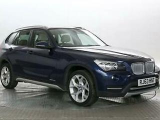 2013 BMW X1 2.0 xDrive18d xLine Hatchback Diesel Manual
