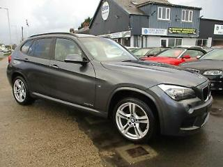 2013 BMW X1 xDrive 18d M Sport 5dr ESTATE Diesel Manual