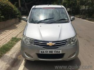 2013 Chevrolet Enjoy 76,000 kms driven in Banasavadi