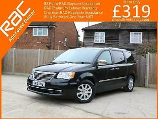 2013 Chrysler Grand Voyager 2.8 CRD Turbo Diesel Limited Ltd 6 Speed Auto 7 Seat