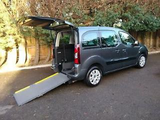 2013 Citroen Berlingo 1.6TD Multispace Wheelchair Accessible Vehicle