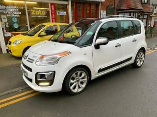 2013 Citroen C3 Picasso 1.4 95bhp Selection 1 former keeper full history