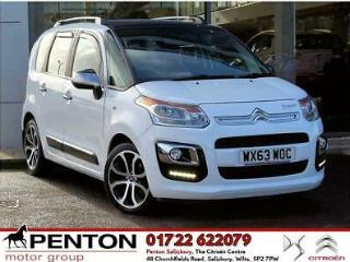 2013 Citroen C3 Picasso 1.6 HDi 8v Selection 5dr