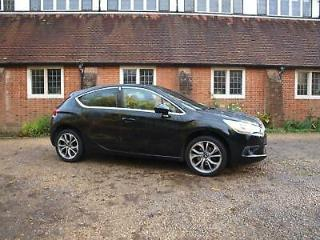2013 Citroen DS4 2.0 HDi DStyle 5dr HATCHBACK Diesel Manual