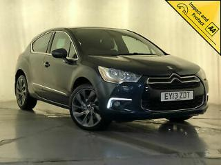 2013 CITROEN DS4 DSPORT HDI PARKING SENSORS CRUISE CONTROL SERVICE HISTORY