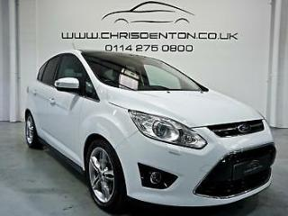 2013 FORD C MAX 1.6 ECOBOOST TITANIUM X, FULL HISTORY. SORRY NOW SOLD