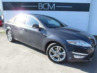 2013 Ford Mondeo 2.0 TDCi ECO Titanium X Business 5dr Diesel grey Manual