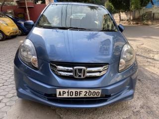2013 Honda Amaze 2013 2016 S i Dtech for sale in Hyderabad D2261096