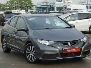 2013 Honda Civic 1.6 i DTEC SE T 5 Door Manual Hatchback