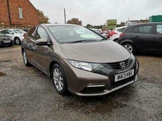 2013 Honda CIVIC 1.8 I VTEC SE 41000 miles FSH Manual Hatchback