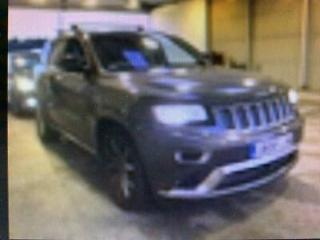 2013 J JEEP GRAND CHEROKEE 3.0 V6 CRD SUMMIT 5D 247 BHP DIESEL