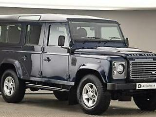 2013 Land Rover Defender 110 2.2 D DPF XS Station Wagon 5dr