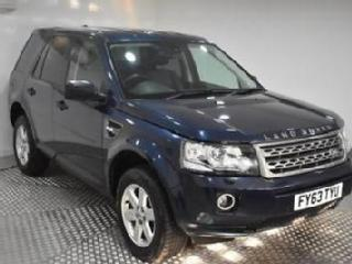 2013 Land Rover Freelander 2 2.2 SD4 GS 5dr Auto