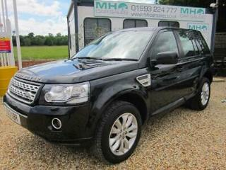 2013 Land Rover Freelander 2 2.2 SD4 HSE 4X4 5dr