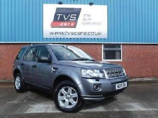 2013 LAND ROVER FREELANDER 2.2 SD4 GS Auto, Full Leather, One Owner