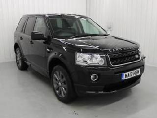 2013 Land Rover FREELANDER TD4 DYNAMIC | Full Service History | Full Black Heate