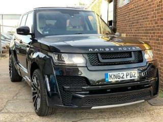 2013 Land Rover Range Rover 3.0 TD V6 Vogue Auto 4WD s/s 5dr