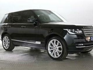 2013 Land Rover Range Rover 4.4 SDV8 Autobiography 4X4 Diesel Automatic
