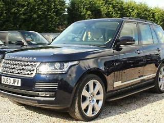 2013 Land Rover Range Rover 5.0 V8 Autobiography Auto 4WD s/s 5dr