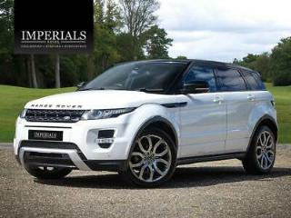 2013 Land Rover Range Rover Evoque 2.2 SD4 Dynamic AWD 5dr