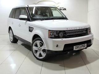 2013 Land Rover Range Rover Sport 3.0 SDV6 HSE Black Edition LOW MILEAGE Low R