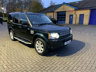 2013 Landrover Discovery 4 HSE SDV6 Auto 2 owner Full LR History