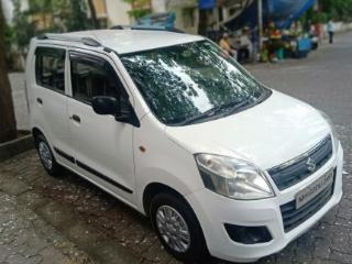2013 Maruti Wagon R 2010 2012 LXI CNG for sale in Mumbai D2324286