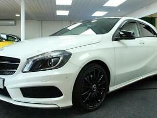 2013 Mercedes Benz A Class 2.1 A220 CDI BlueEFFICIENCY AMG Sport 7G DCT 5dr