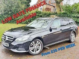 2013 Mercedes Benz E Class 2.1 E300 BlueTEC SE 7G Tronic Plus 5dr
