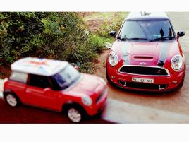 2013 Mini Cooper S 1.6 High 28000 kms driven in Race Course