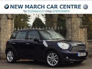 2013 Mini Countryman 1.6 Cooper D 5dr Chilli pack 5 door Hatchback