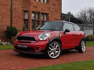2013 MINI Paceman COOPER SD ALL4 CHILI Pack,19 Y Spoke Light Anthracite Light