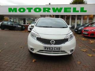 2013 Nissan Note 1.2 Acenta Premium 5dr [Safety Pack] MPV Petrol Manual