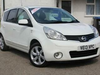 2013 Nissan Note N tec Plus 1.4