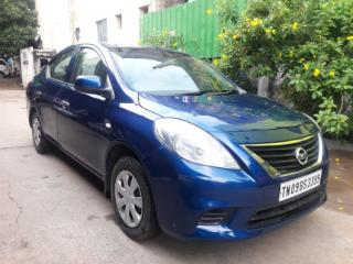2013 Nissan Sunny 2011 2014 Diesel XV for sale in Chennai D2357068
