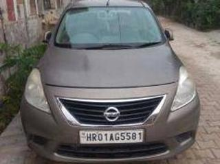 Grey 2013 Nissan Sunny XL Diesel 80,000 kms driven in Ambala Cantt