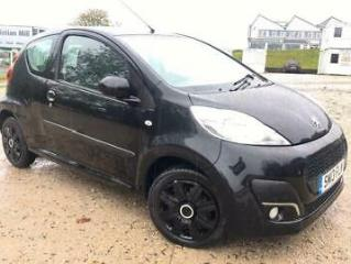 2013 Peugeot 107 1.0 12v 68bhp Active ~FinanceAvailable