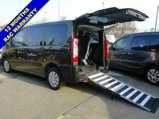 2013 PEUGEOT EXPERT TEPEE 2.0 HDI 120 AUTO TEPEE INDEPENDENCE WHEELCHAIR ACCESS