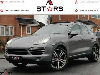 2013 Porsche Cayenne 3.0 TD Tiptronic S AWD 5dr Panroof Bose 21 Turbo