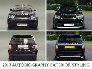 2013 RANGE ROVER SPORT AUTOBIOGRAPHY BODY STYLING UPGRADE