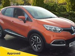 2013 Renault Captur 0.9 TCE 90 Dynamique MediaNav Manual Petrol Hatchback