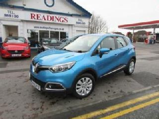 2013 Renault Captur 0.9 TCE 90 Expression Energy 5dr 5 door Hatchback