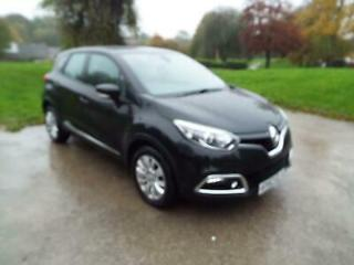 2013 Renault Captur 1.5 dCi Expression + Convenience Pack SUV 5dr Diesel Manual