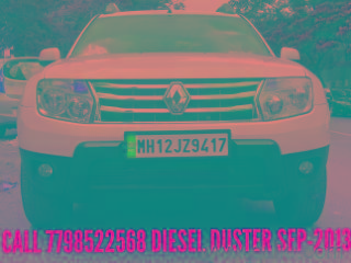 2013 Renault Duster 72 kms driven in Kharadi